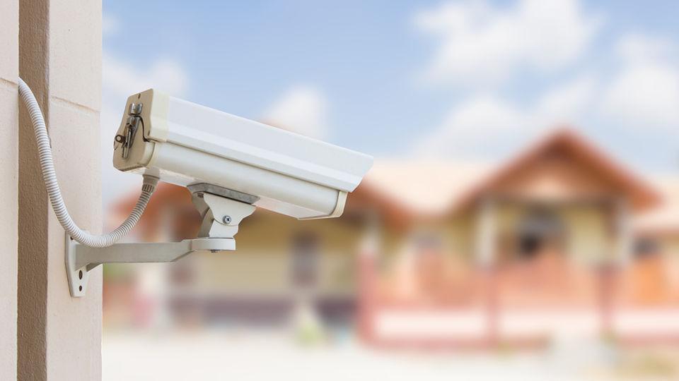 Vagyonvill, Videó megfigyelő rendszerek, éjjellátó kamera