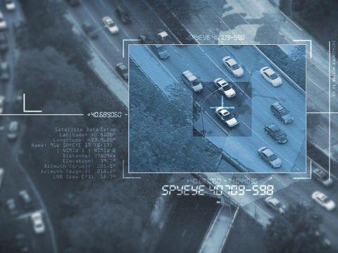 GPS nyomkövető